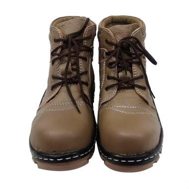 Kalong 009 Men Boots Shoes - Coklat