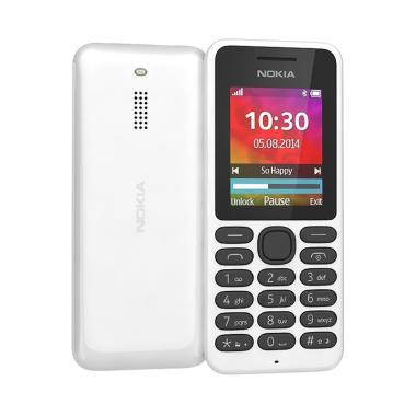 Nokia 130 Candybar Handphone [Dual SIM]