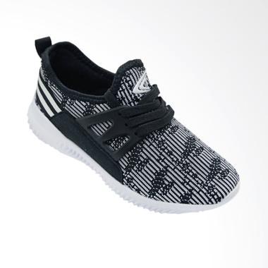 Homyped St 6204 Sepatu Anak - Black
