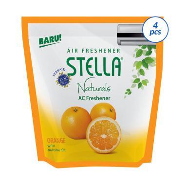 Stella AC Tropical Orange Pengharum Ruangan [80 g/4 pcs]
