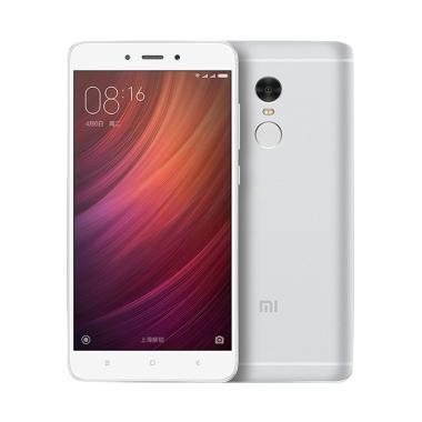 Xiaomi Redmi Note 4 Smartphone - Silver [32 GB/3 GB]