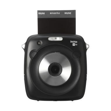 Fujifilm Instax Square SQ10 Hybrid Kamera Polaroid - Black