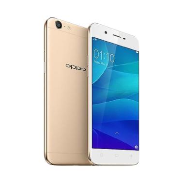 Oppo New A39 Smartphone - Gold [32GB/3GB]
