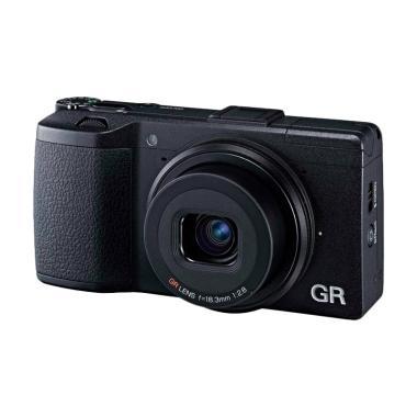 Ricoh GR II OTH Digital Kamera - Black