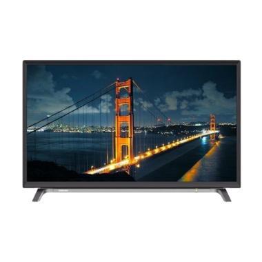 Toshiba 40L3650VJ LED TV - Hitam [40 Inch]