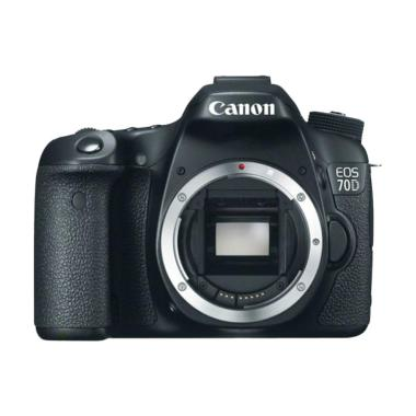Canon EOS 70D Kamera DSLR [Body Only]