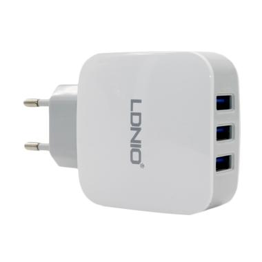 LDNIO AC Adapter Charger [3 Port/3.4Amp]