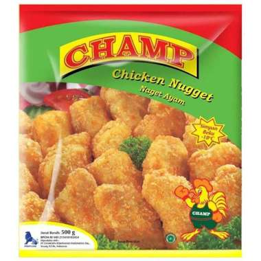 harga Champ Nugget Chicken 500 G Blibli.com