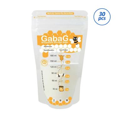 WNPC -  Gabag New Breastmilk Storag ... ange [180 mL/ Isi 30 Pcs]