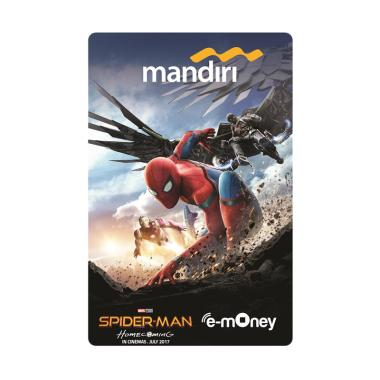 Mandiri E-Money Spiderman Homecoming Edition [Fight]