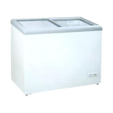 GEA SD-256 Sliding Flat Glass Freezer [256 L]