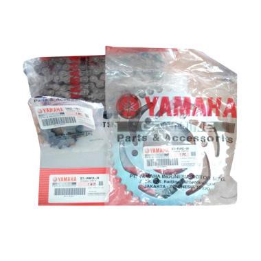 Yamaha 3C1 Chain & Sprocket Kit for Vixion