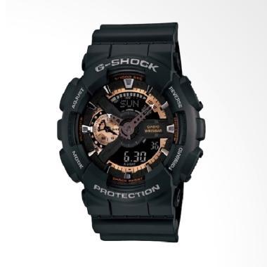 Casio G-Shock Jam Tangan Pria - Rose Gold GA-110RG-1A