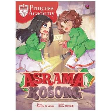 harga Buku Mizan Komik Princess Academy Asrama Kosong Rpl Blibli.com