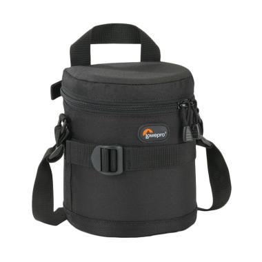 harga Lowepro Lens Case [11 x 14 cm] Black Blibli.com