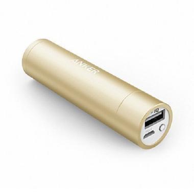 Anker PowerCore+ Mini Lipstick Size ... ies/Uses Panasonic Cells]