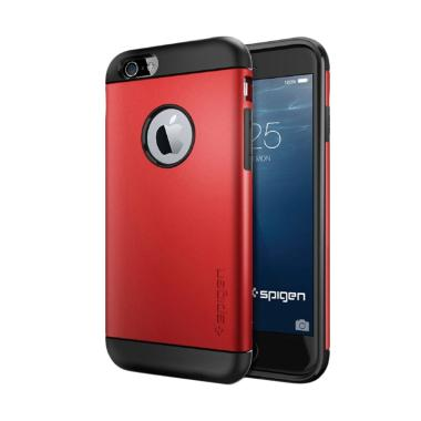 Spigen Slim Armor Casing for iPhone 6 - Electric Red bbff40e367