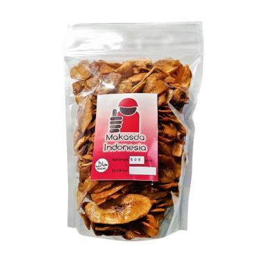 Makasda Pisang Keripik - Madu [500 g]