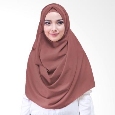 Milyarda Hijab Athaliali Hijab Instan - Coklat