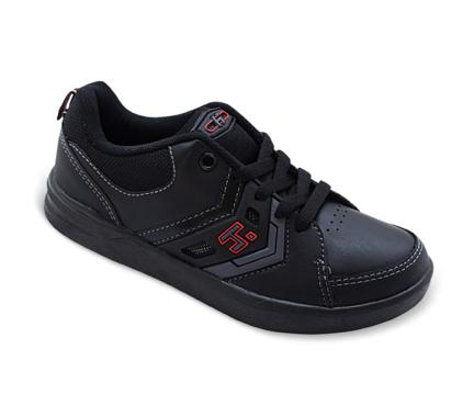 Homyped Edison 02 Super Sepatu Sekolah Anak - Black