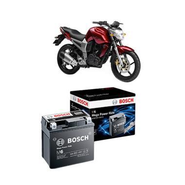 Bosch AGM RBTZ-5S Aki Kering Motor for Yamaha Byson 150 Tahun 2010