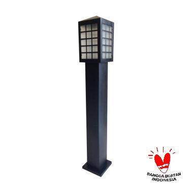 ATN LT 014 Lampu Taman Minimalis - Hitam