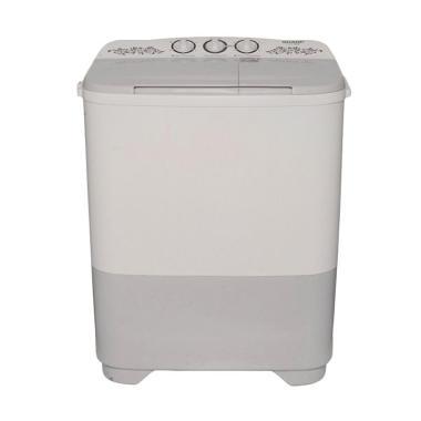 Sharp ES-T75MW-PK Washing Machine [7.5 Kg] [hanya JADETABEK]