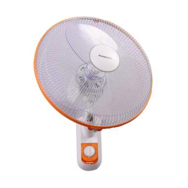 Panasonic Wall Fan EU-309 Kipas Angin Dinding - Orange [12 Inch/30 cm]