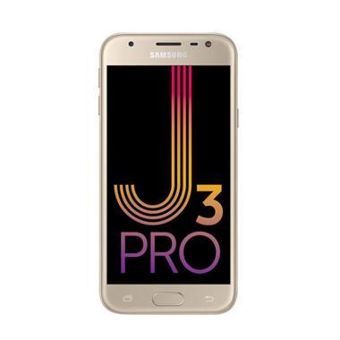 Samsung J3 Pro Smartphone - Gold [16GB/2GB]