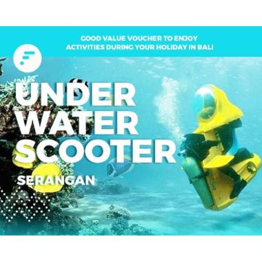 Underwater Scooter Serangan Watersport Voucher