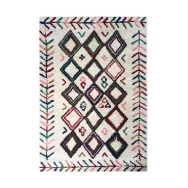 Vision JZ-182 Karpet - Beige Pink [160 x 220 cm]