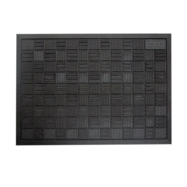 Rubber Door Mat  / Keset Pintu  [Hitam]