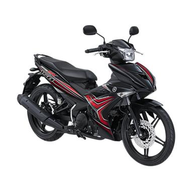Yamaha Jupiter MX 150 Sepeda Motor [VIN 2019/ OTR Sumatera Utara]