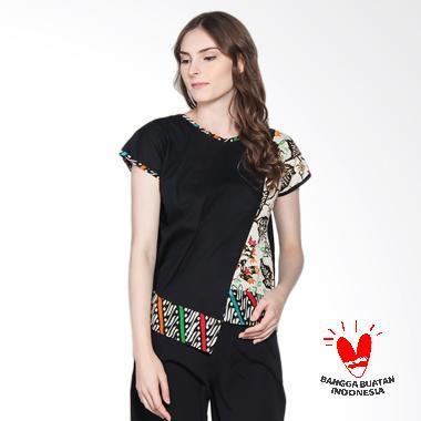 Batik Segoro Mas SM 074 #8 Jounjien T-Shirt Batik Wanita