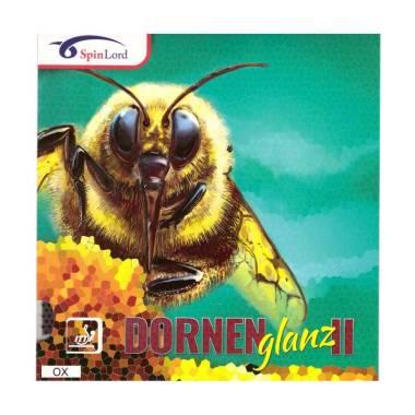 Spinlord Dornenglanz II OX Rubber Bat Tenis Meja