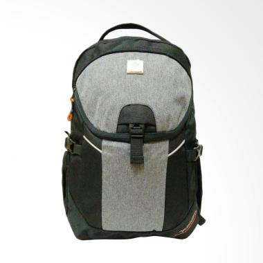 Tracker Tas Ransel Pria - Abu 78348