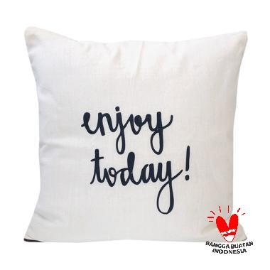 Stiletto In Style Enjoy Today Cushion Cover