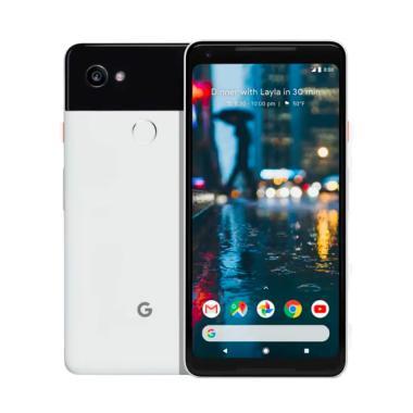 Google Pixel 2 XL Smartphone - Black White [128 GB/ 4 GB]