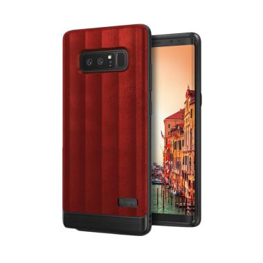 Rearth Ringke Flex S Casing for Samsung Galaxy Note8 - Red