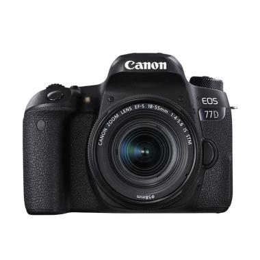 Canon EOS 77D Kit 18-55mm Wifi Kamera DSLR