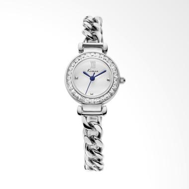 Kimio KW6030SW Women's Watch Jam Tangan Wanita - White
