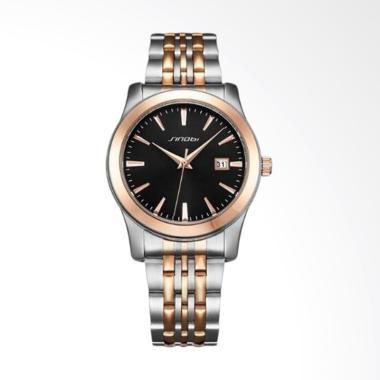 SINOBI Watch Fashion Luxury Brand W ... gold Black [SNB8168Z-A-M]
