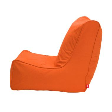Bottom Dock Mason Canvas Sofa Beds - Orange