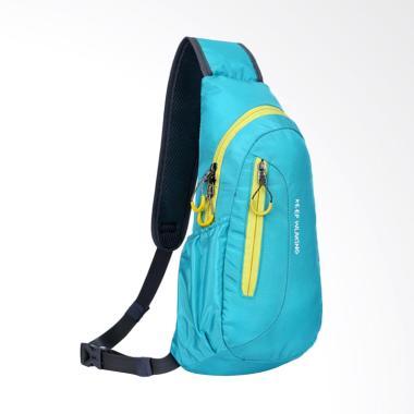 Selft Keep Walking Sport Waterproof Tas Selempang - Blue