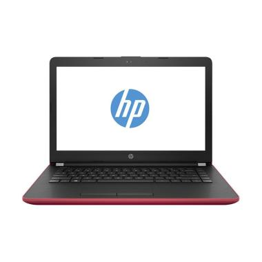 HP 14-BS004TU Notebook - Red [Dual Core N3060/500 GB/4 GB/14 Inch/DOS]