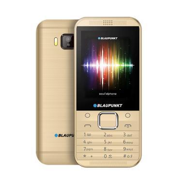 Blaupunkt CandyBar C1 Handphone - Gold