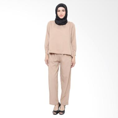 Daftar Harga Baju Atasan Wanita Muslim Casual Xq Terbaru September 2020 Terupdate Blibli Com