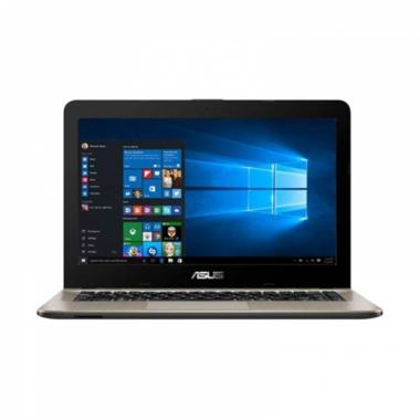 Laptop Asus X441NA-BX401T Notebook  ... / Windows 10] Warna HITAM