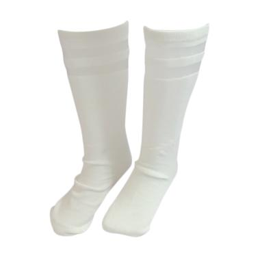 GBS Girls Sock Panjang - White List