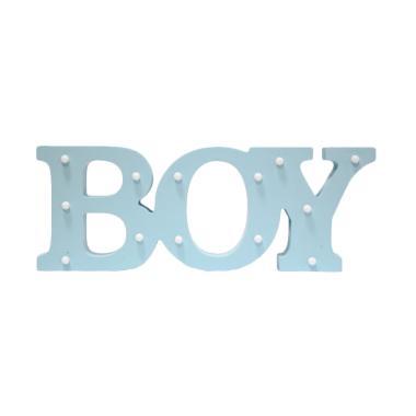 Emerystorage HD-78 Boy Light Decor Lampu Hias